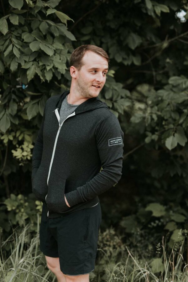 Discover Your Backside Zip Up